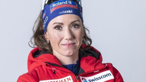 Selina Gasparin   Foto: Swiss Ski