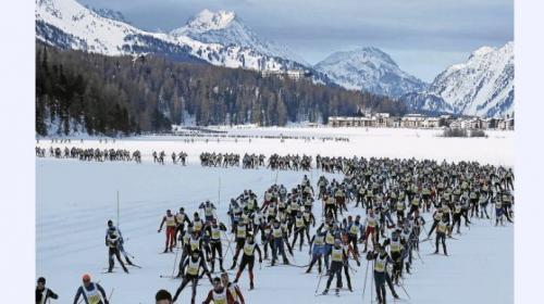 Anstelle des Engadiners findet im März ein Weltcuprennen im Engadin statt. Foto: z. Vfg,