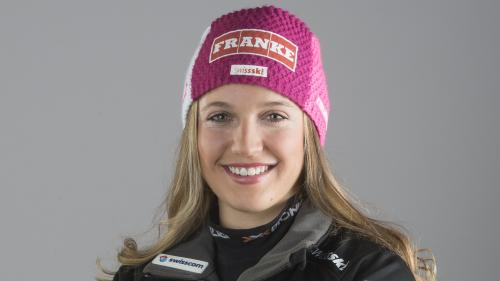 Vanessa Kasper  Foto: Swiss Ski