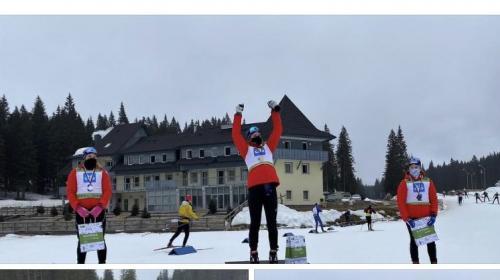 Gleich drei Schweizer Juniorinnen belegen in Slowenien die Podestplätze. Foto: z.Vfg.