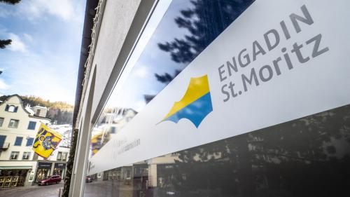 Von einer reinen Marketingorganisation zu einer Destinations-Management-Organisation: Bei der Engadin St.Moritz Tourismus AG ist einiges im Wandel. Foto: Daniel Zaugg