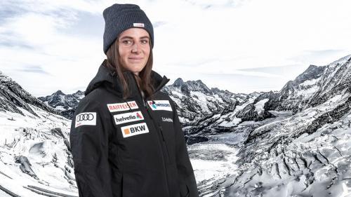 Talina Gantenbein Foto: Swiss Ski