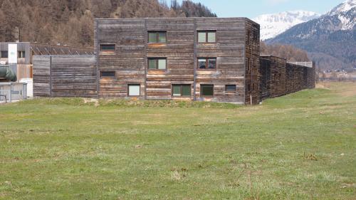 Diese Landparzelle in Sils-Föglias könnte vielleicht für einen Werkhof genutzt werden.
