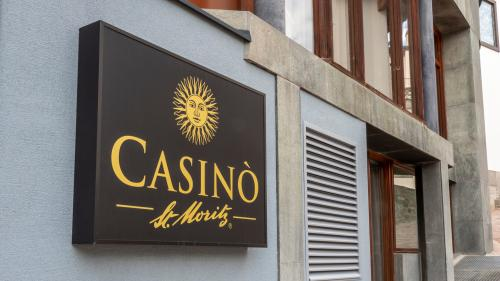 Am Freitagabend begrüsste das Casino wieder Gäste. Foto: Denise Kley