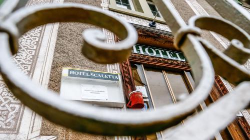 Hotel Scaletta in  S-chanf. Foto: Jon Duschletta