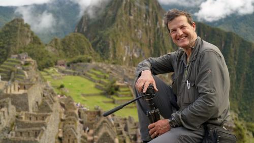 Claudio von Planta dürant üna da sias expediziuns sül Machu Picchu a Peru (fotografia: mad)