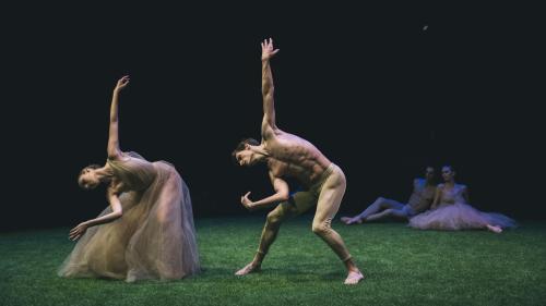 Szene aus dem Origen Ballettabend Genesis.         Foto: Origen/Benjamin Hofer Productions