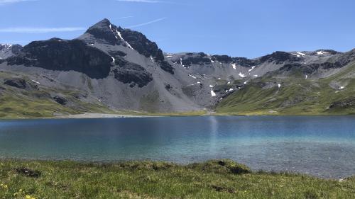 Il Lai da Rims in Val Müstair (fotografia: David Truttmann).