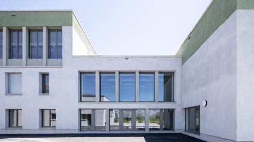 Die Renovierungen der Schulgebäude des Plantahofs wurden kürzlich fertiggestellt. Foto: Ingo Rasp